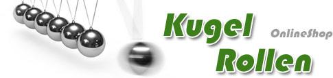 Kugel Rollen Shop-Logo